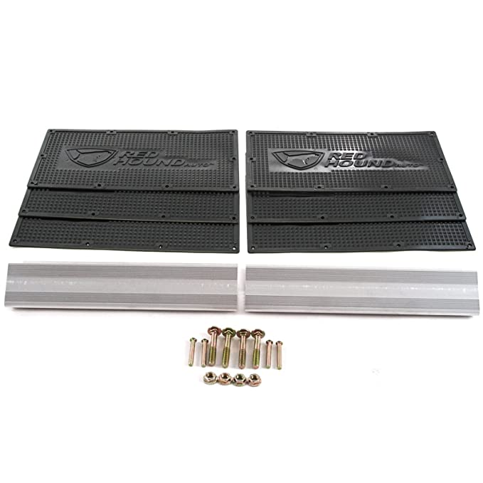 "Amazon.com: 2 Ramp End Platos All Metal 12"" inferior ..."