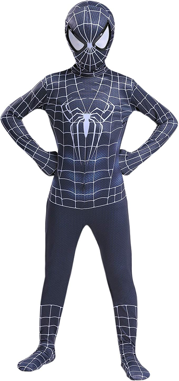 Amazon.com: YongEnShang The Spider-Verse Disfraz de ...