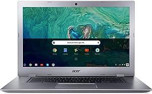 Acer Chromebook 15 Laptop Intel Celeron 1.1GHz 4GB Ram 32GB Flash Chrome OS (Renewed)
