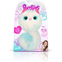 Pomsies Snowball Plush Interactive Toys, White