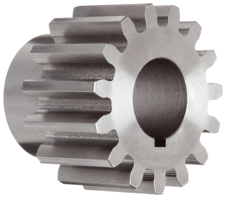 Boston Gear Spur Gear 14 5 Pressure Angle Steel Inch