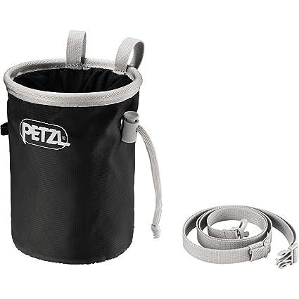 Petzl Kletterbeutel Bandi - Bolsa de magnesio para escalada ...