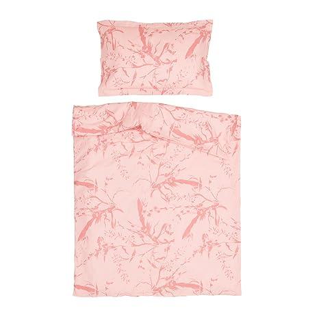 67f0ba36b0ea7 Aphrodite Rose - Pati Chou 100% Coton Linge de lit pour bébé (Taie d ...