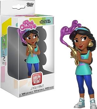 Oferta amazon: Funko Rock Candy Jasmine - Ralph Rompe Internet