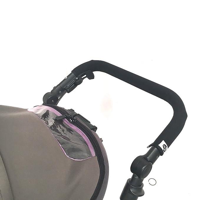 Funda protectora de neopreno para manillar de carrito Jane Rider y Muum (Se pone encima de la goma original): Amazon.es: Bebé