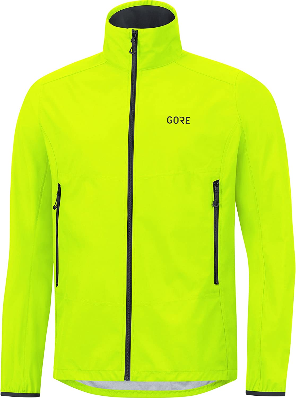 Neon Gelb XL GORE Wear R3 Herren Jacke GORE WINDSTOPPER