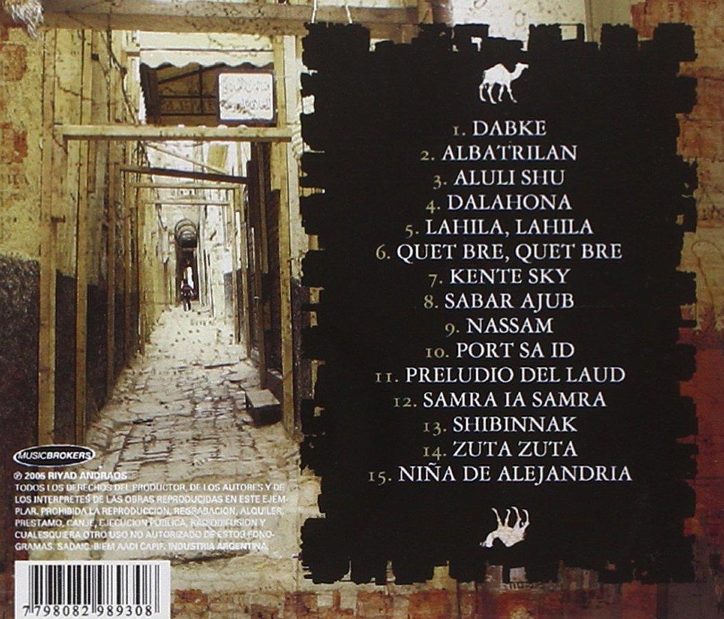 41778bf5a89 Amazon.com: Arabesque: Music