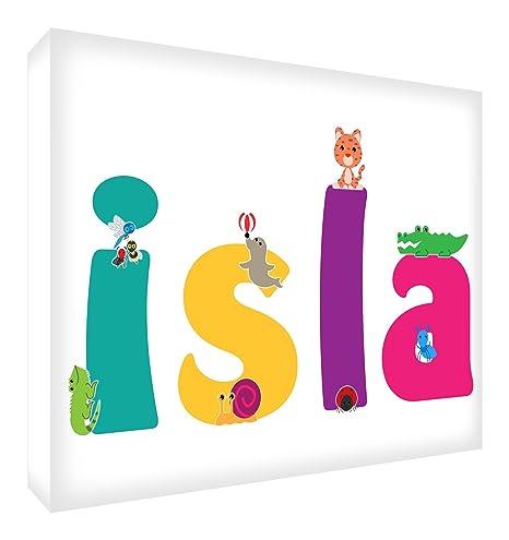 Feel Good Caja de Galería de arte envuelto Nursery Lienzo ...