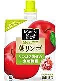 コカ・コーラ ミニッツメイド 朝リンゴ 180g×6個