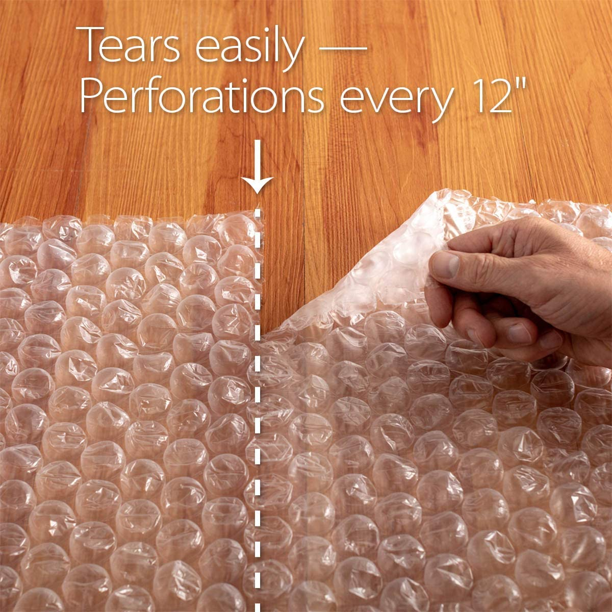 3 Cartons 12 x 100 ft. 5//16 Thick Bubble Wrap/Â Cushioning Material
