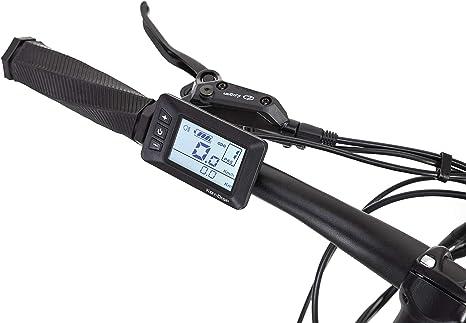 BIWBIK Bicicleta ELECTRICA MTB Mod. Nanda (16,5): Amazon.es ...