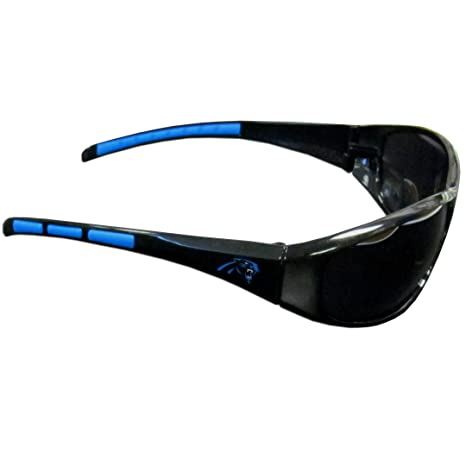NFL Carolina Panthers Neoprene Sunglass Strap, Black
