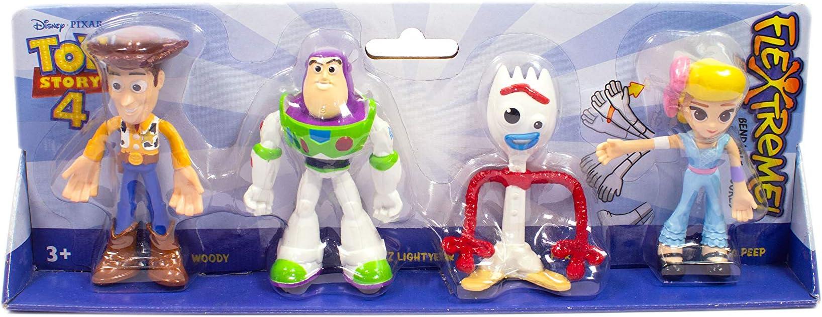 "Toy Story 4 Disney Pixar BO PEEP 3/"" New figurine collectible cake topper"