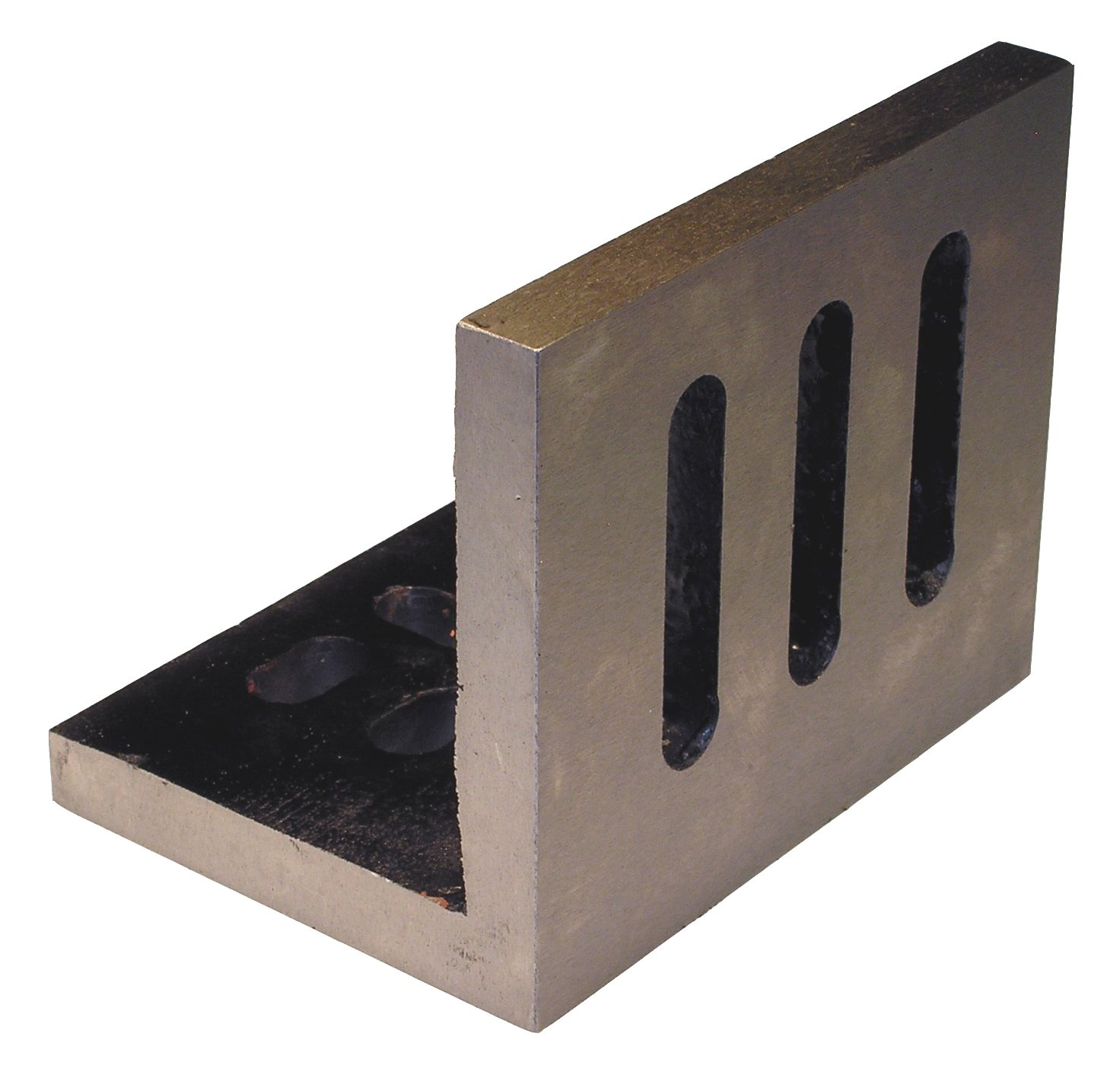 Value Line 9 x 7 x 6 Slotted Angle Plate - Open - Machined by Suburban Tool