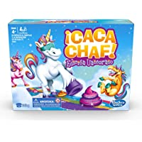 Hasbro Gaming - Juego infantil Unicornio Cacachaf (Hasbro
