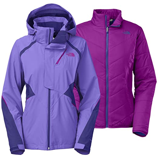 cdd2f95e2 The North Face Women's Kira Triclimate Jacket at Amazon Women's ...