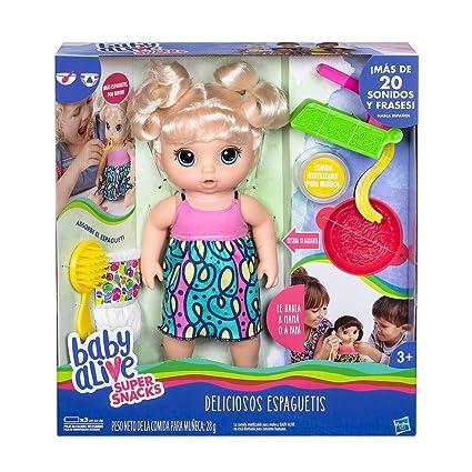Baby Alive Muñeca Multicolor 38 Cm Hasbro C0963105