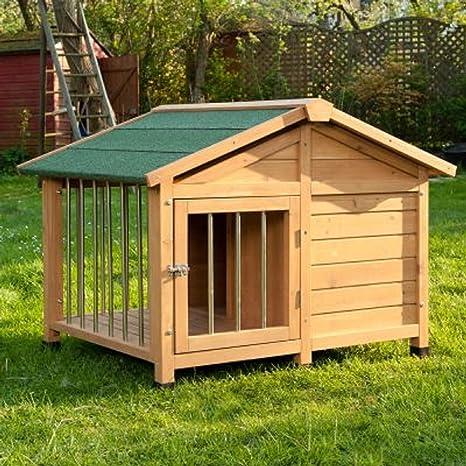 Sylvan Caseta de perro con fuera de casa cómodo Protección