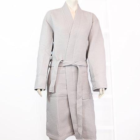 Towelsrus Spa Days Waffle Kimono Bathrobe 90f496a11