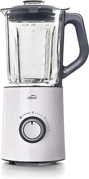 Lacor 69587 69587-Batidora eléctrica White 700 W, Libre de BPA, 150 L, Acero Inoxidable: Amazon.es: Hogar