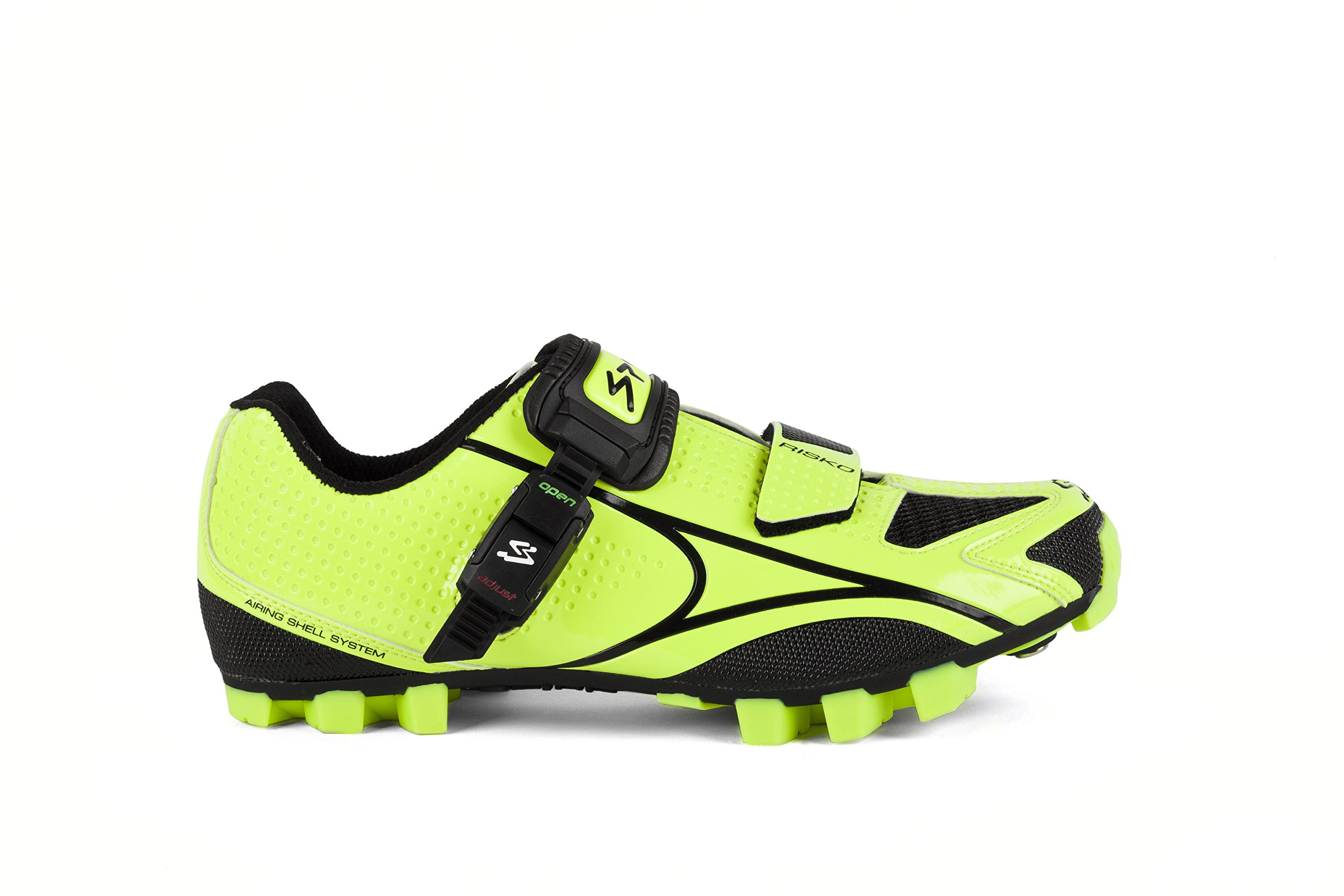 Spiuk New Risko Neon Shoes 2016