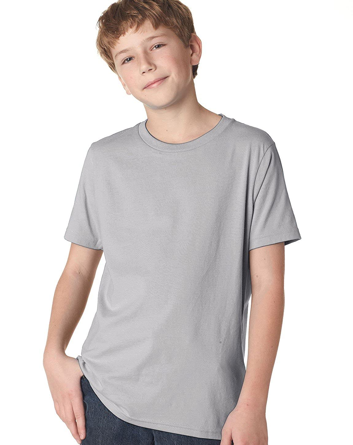 Next Level 3310 Youth Premium Short Sleeve Crew