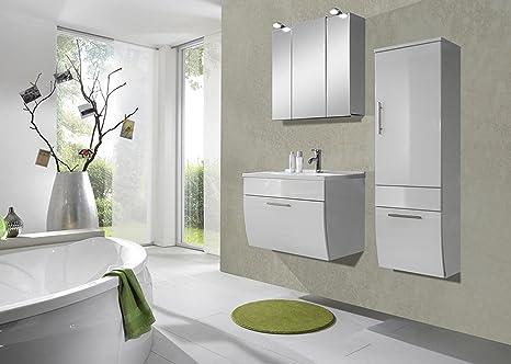 Sam design set di mobili da bagno santana set bianco bacino