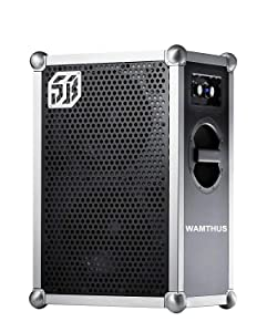 THE SOUNDBOKS 1 - The Loudest Portable Speaker (119dB), Bluetooth Compatible, 30 Hour Battery Life, Shock / Water / Temperature Resistant