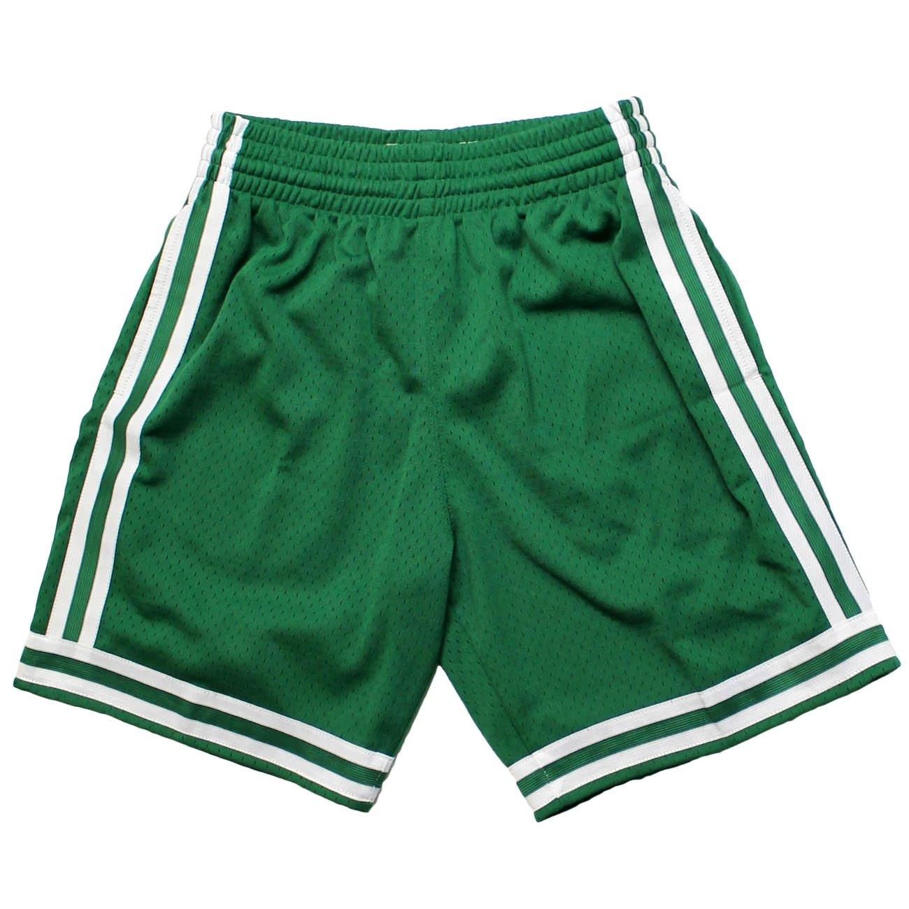 Mitchell & Ness Boston Celtics 1985-1986 Swingman NBA Shorts Grün