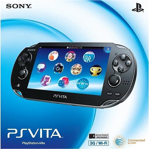 Amazon Com Playstation Vita 3g Wi Fi Bundle Video Games