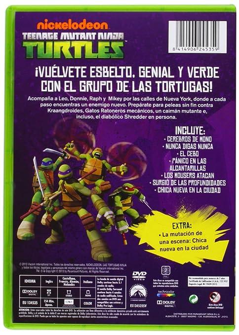 Amazon.com: Tortugas Ninja: Llega Shredder: Movies & TV