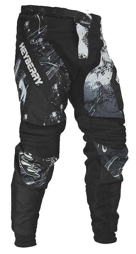 2XL Enduro Quad ATV Hose Motorradhose Schwarz Gr