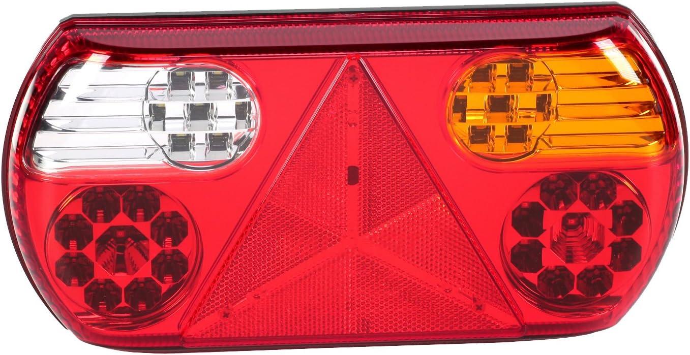 2VP 357 021-031 HELLA Combination Rearlight