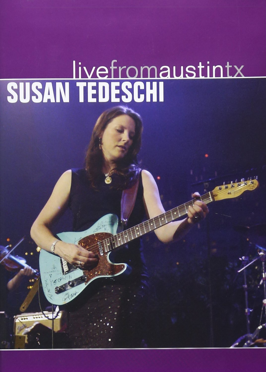 Susan Tedeschi - Live from Austin, TX by RED Distribution