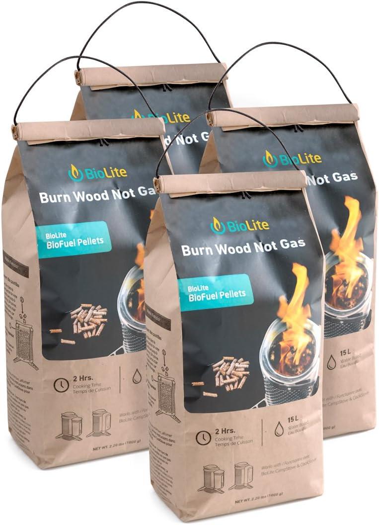 BioLite Premium Food-Safe Hardwood Grilling Pellets