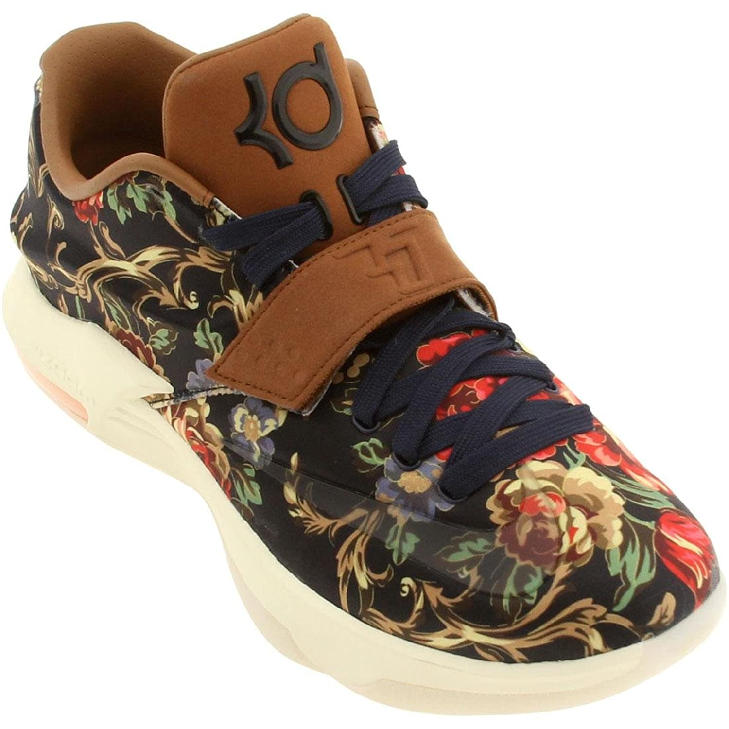 483e6bb3b3f7 ... where to buy amazon mens nike kd 7 ext floral qs floral basketball  shoes 726438 400