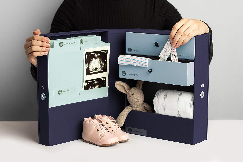 The Vault Baby Keepsake Box - Baby Shower Gift