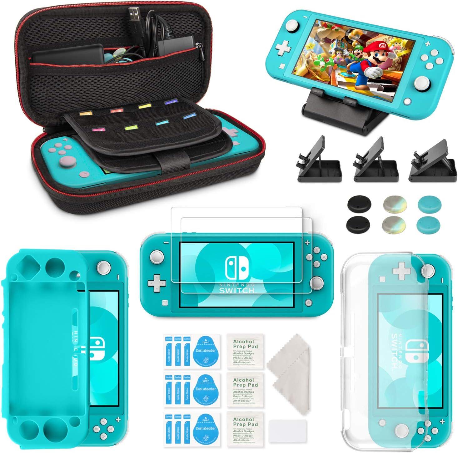 Keten Kit Accesorios 12 en 1 para Nintendo Switch Lite(2019 ...