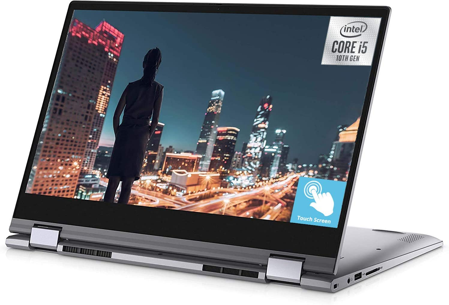 2021 Newest Dell Inspiron 5000 2-in-1 Convertible Laptop, 14