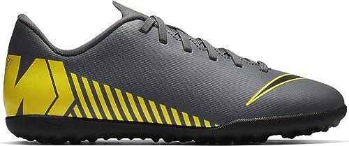 2e2c4d67366 Nike - FUTBOL7 NIKE Mercurial Vapor 12 Club GS TF Junior Game Over Hombre:  Amazon.es: Zapatos y complementos