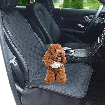 Hund Auto Vordersitz Hundedecke Auto Kofferraum Wasserdicht Hunde Autoschondecke Autozubehör Für Hunde Kratzfest Rutschfest Wasserdicht Abriebfest Haustier