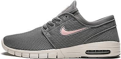 Permanente prefacio jefe  Amazon.com | Nike SB Stefan Janoski Max Men's Shoes (8.5, Grey) |  Skateboarding