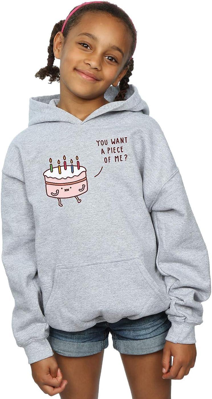 ABSOLUTECULT Jaco Haasbroek Girls Piece of Cake Hoodie
