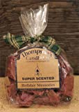 Thompson's Candle Co. Super Scented Crumbles Holiday Memories