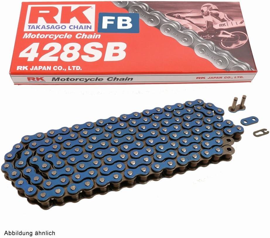 Cadena de Honda TRX 90 x 13 – 15, cadena RK Fb 428 SB 100 ...