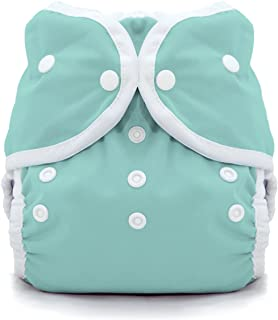 product image for Duo Wrap Snap Diaper Color: Aqua, Size: 2 (18-40 lbs)