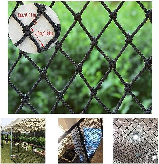 Red de Seguridad para Balcones y Ventanas, Valla de Seguridad Red de Seguridad For Niños Balcón