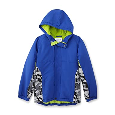 90e6fcd11 Amazon.com  Big Boys Canyon River Blues Winter Coat Jacket ...