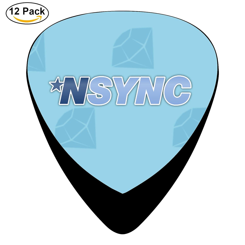 Nsync Logo Heart Specialty 3 D Printing Celluloid Guitar Picks