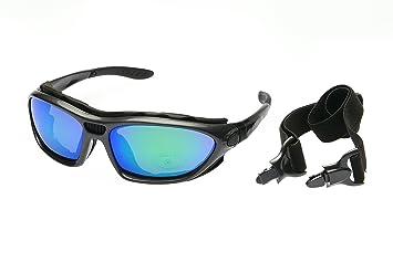 alpland Lunettes de ski lunettes de sport - 70% plus contraste - Verres -aufhellend W67LG2